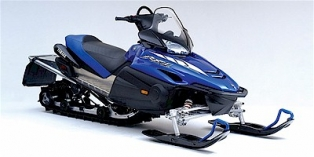 2005 Yamaha RX 1 Mountain