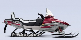 2006 Polaris Touring Trail