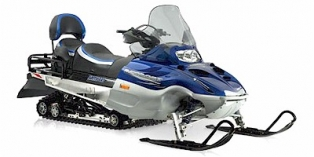 2007 Arctic Cat Bearcat® 660 WideTrack