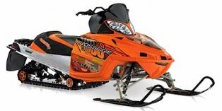 2007 Arctic Cat CrossFire™ 1000 Sno Pro