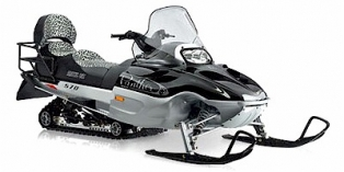 2007 Arctic Cat Panther® 570