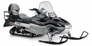 2007 Arctic Cat Panther® 660 Touring