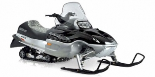 2007 Arctic Cat Panther® 660 Trail