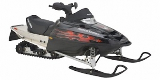 2007 Polaris Super Sport 550