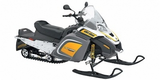 2007 Ski-Doo Legend Trail V-800