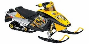 2007 Ski-Doo MX Z 550 X 550F