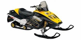 2007 Ski-Doo MX Z Trail 500 SS