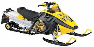 2007 Ski-Doo MX Z Renegade X 600 H.O. SDI