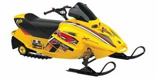 2007 Ski-Doo Mini Z 120