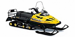 2007 Ski-Doo Skandic® SWT 550F