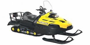 2007 Ski-Doo Skandic® SWT V-800