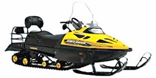 2007 Ski-Doo Skandic® WT 600