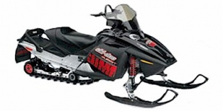 2007 Ski-Doo Summit Fan 550F