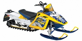 2007 Ski-Doo Summit  X-RS 159 800R Power T.E.K.