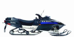 2008 Polaris 340 Transport