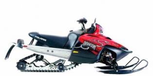 2008 Polaris IQ 700 Dragon