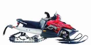 2008 Polaris IQ FST Dragon