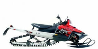 2008 Polaris RMK® 700 Dragon (163-Inch)