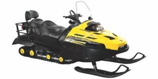 2011 Ski-Doo Skandic® SWT V-800