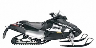 2009 Arctic Cat Z1 Turbo LXR