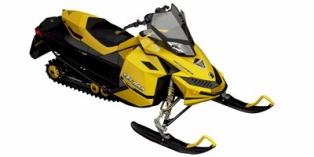 2009 Ski-Doo MX Z 50TH Anniversary 600 H.O. E-TEC