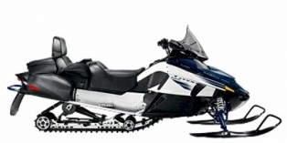 2010 Arctic Cat T Z1 Turbo LXR