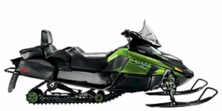 2010 Arctic Cat T Z1 Turbo LXR Limited