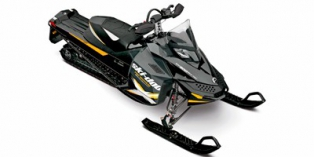 2012 Ski-Doo Renegade Backcountry X 600 H.O. E-TEC