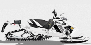 2013 Arctic Cat ProClimb™ M1100 Turbo Sno Pro 162 Limited