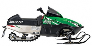 2014 Yamaha Arctic Cat Snowmobile