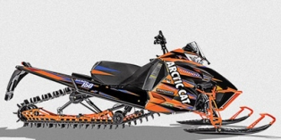 2015 Arctic Cat M 8000 David McClure Special Edition 153