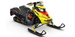 2015 Ski-Doo MXZ Iron Dog 600 H.O. E-TEC