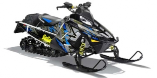 2016 Polaris Switchback® Assault® 800 144 Terrain Dominator Series