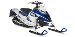2016 Yamaha SR Viper M TX 141 SE