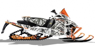 2017 Arctic Cat ZR 6000 Limited ES 137