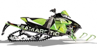 2017 Arctic Cat ZR 8000 RR ES 137