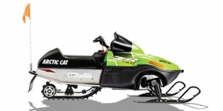 2017 Arctic Cat ZR 120