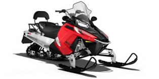 2017 Polaris Indy® LXT 550 144 Indy Red
