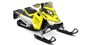 2017 Ski-Doo MXZ X 1200 4-TEC