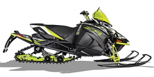 2018 Arctic Cat ZR 8000 Limited ES 129