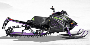 2019 Arctic Cat M 8000 Mountain Cat Alpha One 165