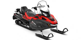 2019 Ski-Doo Skandic® WT 600 H.O. E-TEC