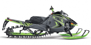 2020 Arctic Cat M 8000 Hardcore Alpha One 154