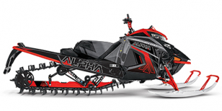 2021 Arctic Cat M 8000 Mountain Cat Alpha One 154 3.0