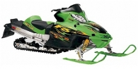 2004 Arctic Cat F6 Firecat™ EFI EXT