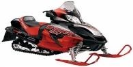 2004 Arctic Cat Sabercat™ 500 LX