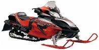 2004 Arctic Cat Sabercat™ 600 LX