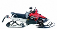 2008 Polaris IQ 700 Dragon