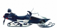 2008 Polaris Trail Touring DLX