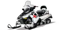 2014 Polaris Indy® 550 LXT White